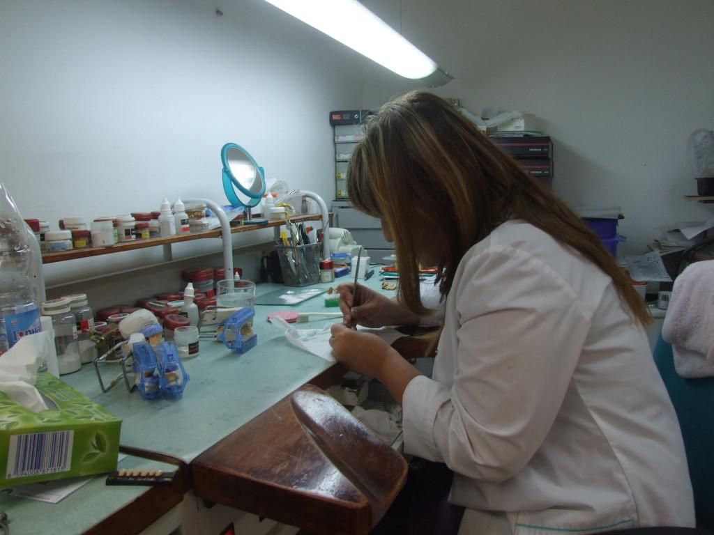 NAIS Dental Laboratory dental technicians
